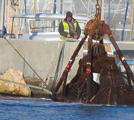 dragage maritime negri france